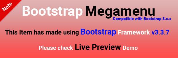 bootstrap-megamenu-note