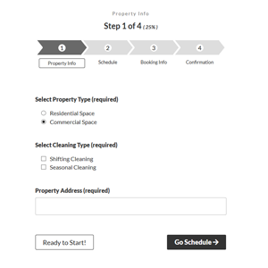 Contact Form 7 Multi Step